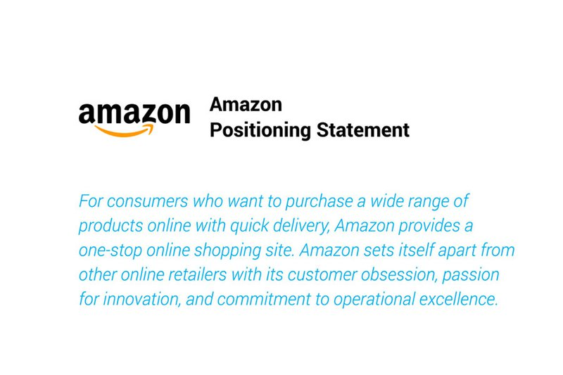 which-strategy-best-helps-a-famous-brand-company-reach-consumers-amazon-positioning-statement